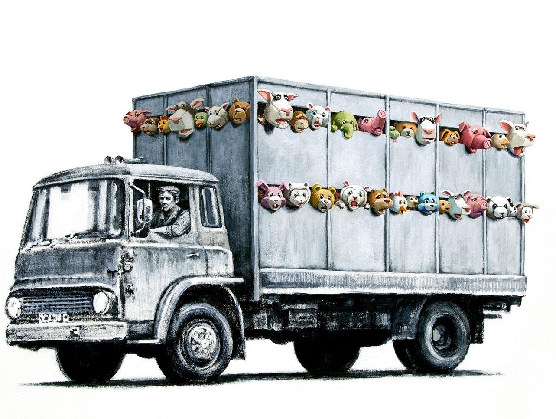 Banksy Nyc Tour