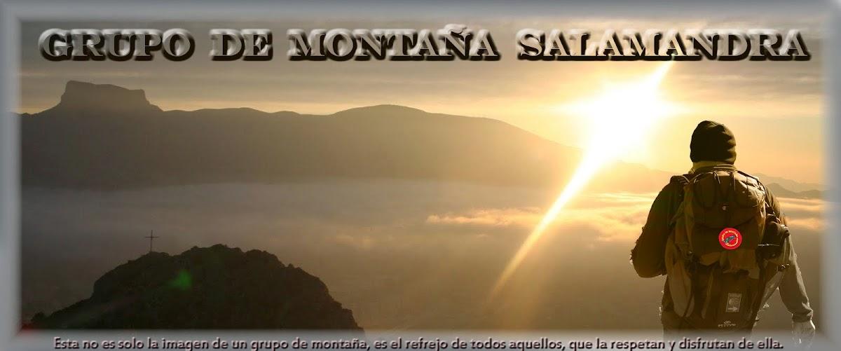 GRUPO DE MONTAÑA SALAMANDRA