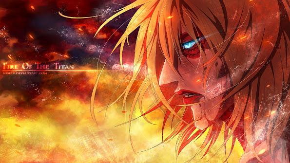 female titan form attack on titan shingeki no kyojin anime hd wallpaper 1920x1080