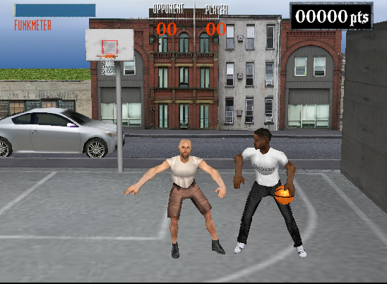 "content=""Streetball Snowdown is a streetball challenge online game. The aim of the game is to score eleven points before your opponent does. A Style Scoring is generated by the quality of your moves and shots."