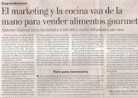Marketing y Cocina