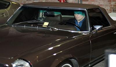 Carro de John Travolta