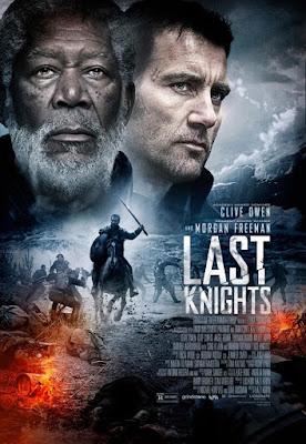 The Last Knights 2015 DVD R4 NTSC Latino