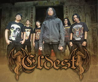 Eldest Band New Wave Metal / Thrash Metal Bandung