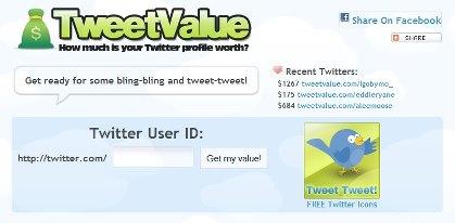 Hitung Harga Akun Twitter Kamu