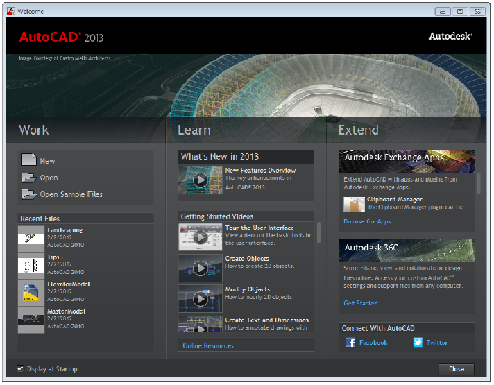 Novidades AutoCAD 2013 23