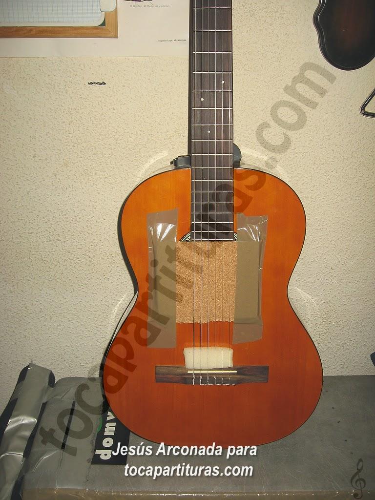 3ª TIP Cómo tocar la Guitarra en casa sin molestar a los vecinos (silenciador para la guitarra española y clásica)