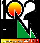 ouvir a Rádio 102 FM 102,5 Itaperuna RJ