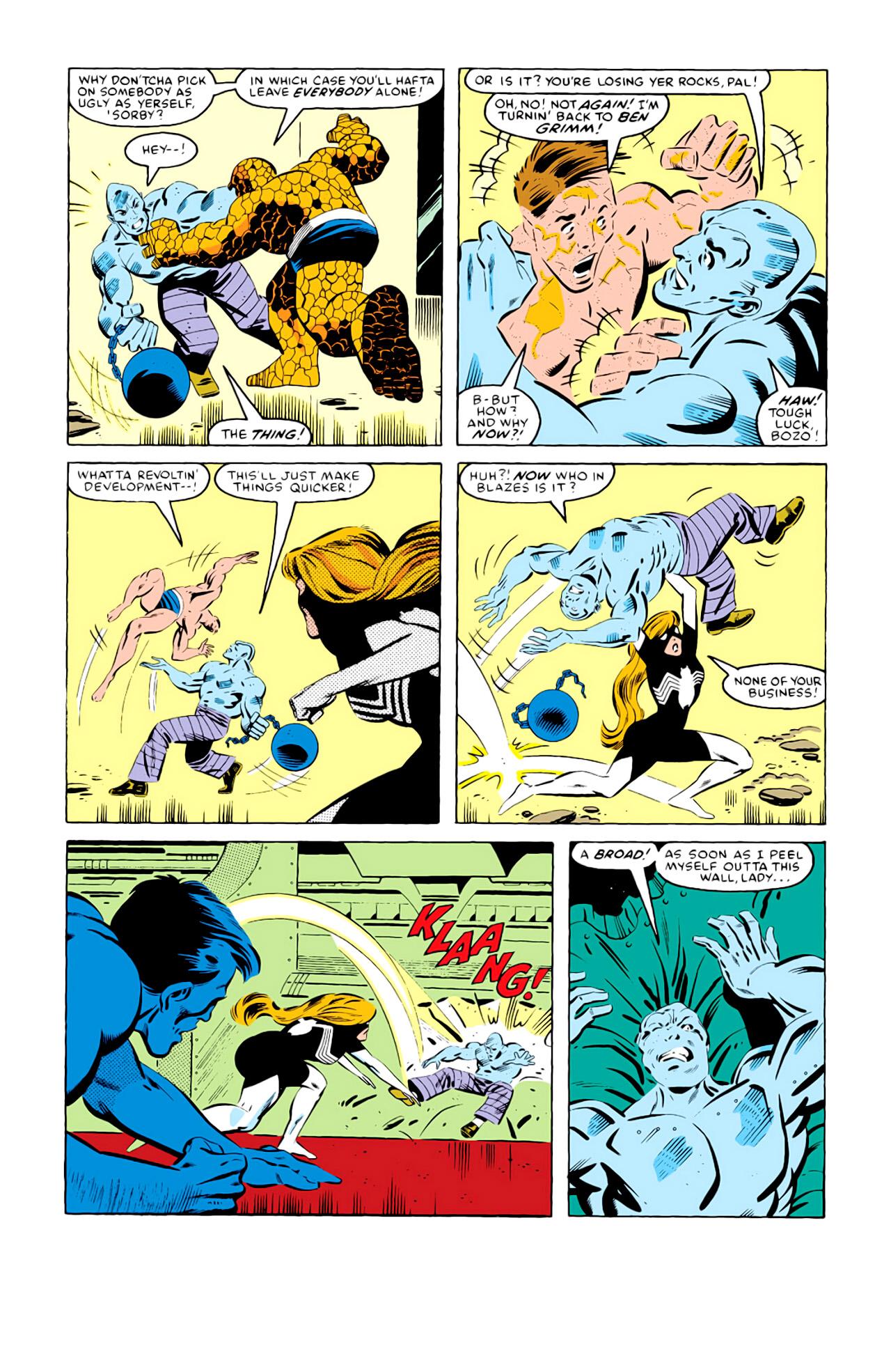 Captain America (1968) Issue #292i #216 - English 8