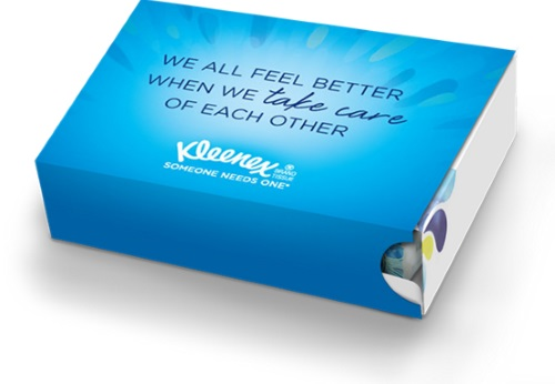 Kleenex Free Care Packs