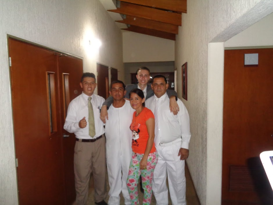 ELDER CONNOR TRACY'S COLOMBIAN MISSION BLOG