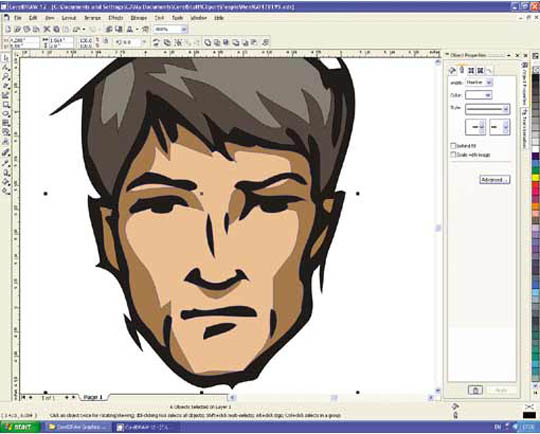 Download COREL DRAW 12 + Serial Number dan