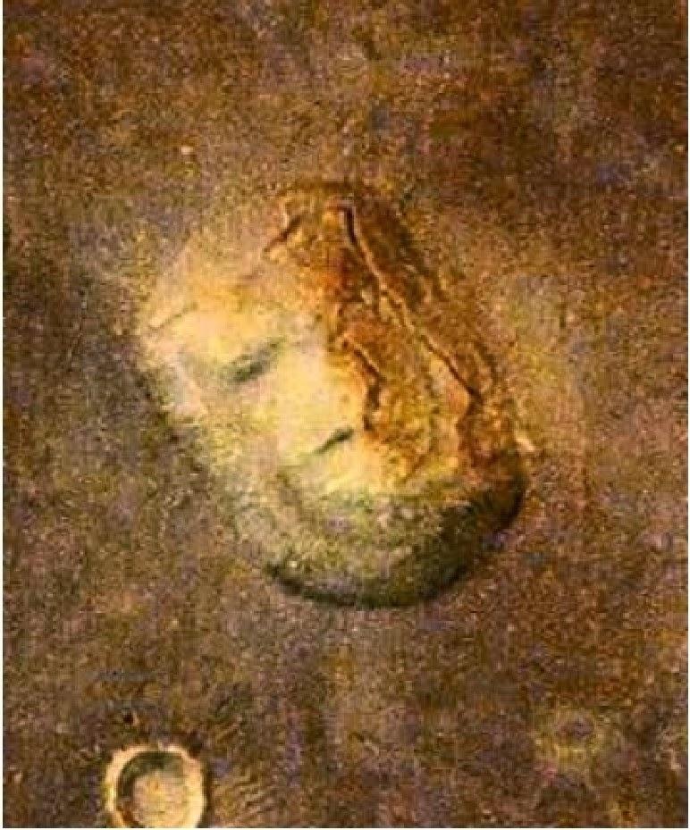 Resultado de imagen de Imagínense la sorpresa de los controladores de la misión en el Laboratorio de Propulsión a Chorro, cuando la cara apareció en sus consolas. Sin embargo, la sorpresa duró poco tiempo. Los científicos fácilmente concluyeron que ésta era solo otra meseta Marciana, muy común en los alrededores de Cidonia, solo que esta tenía sombras extrañas que la hacían aparecer como un Faraón Egipcio.