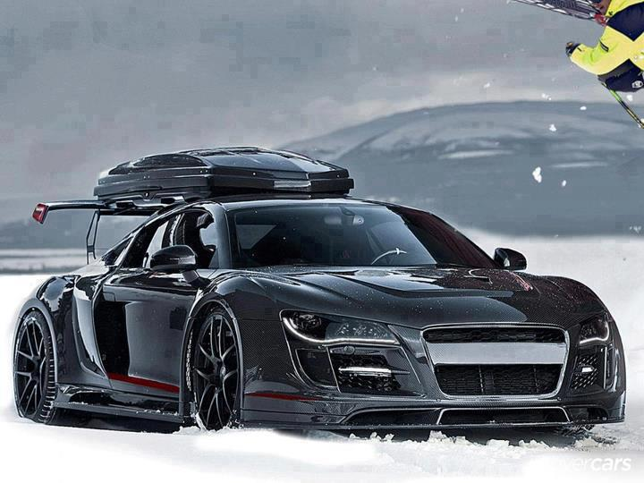 Modified Cars: Modified Audi R8