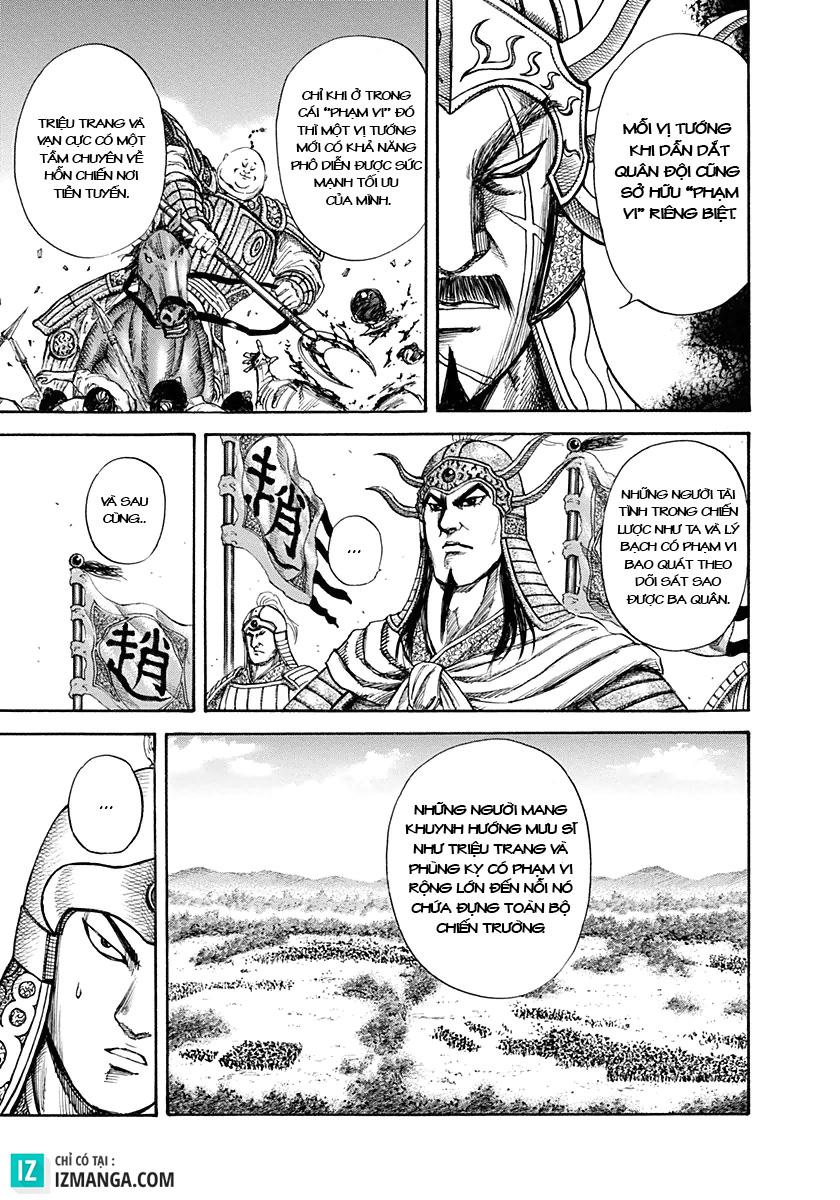 Kingdom - Vương Giả Thiên Hạ Chapter 125 page 16 - IZTruyenTranh.com