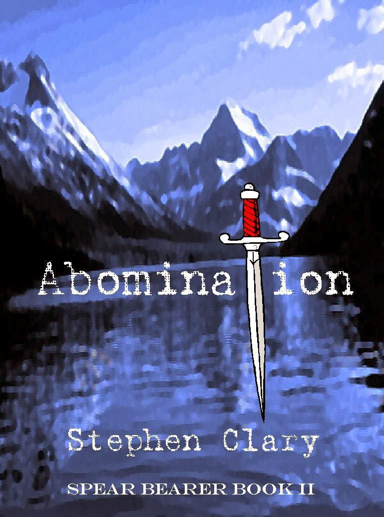 Abomination: Spear Bearer Book 2