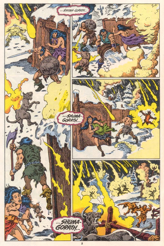 Conan the Barbarian (1970) Issue #252 #264 - English 3