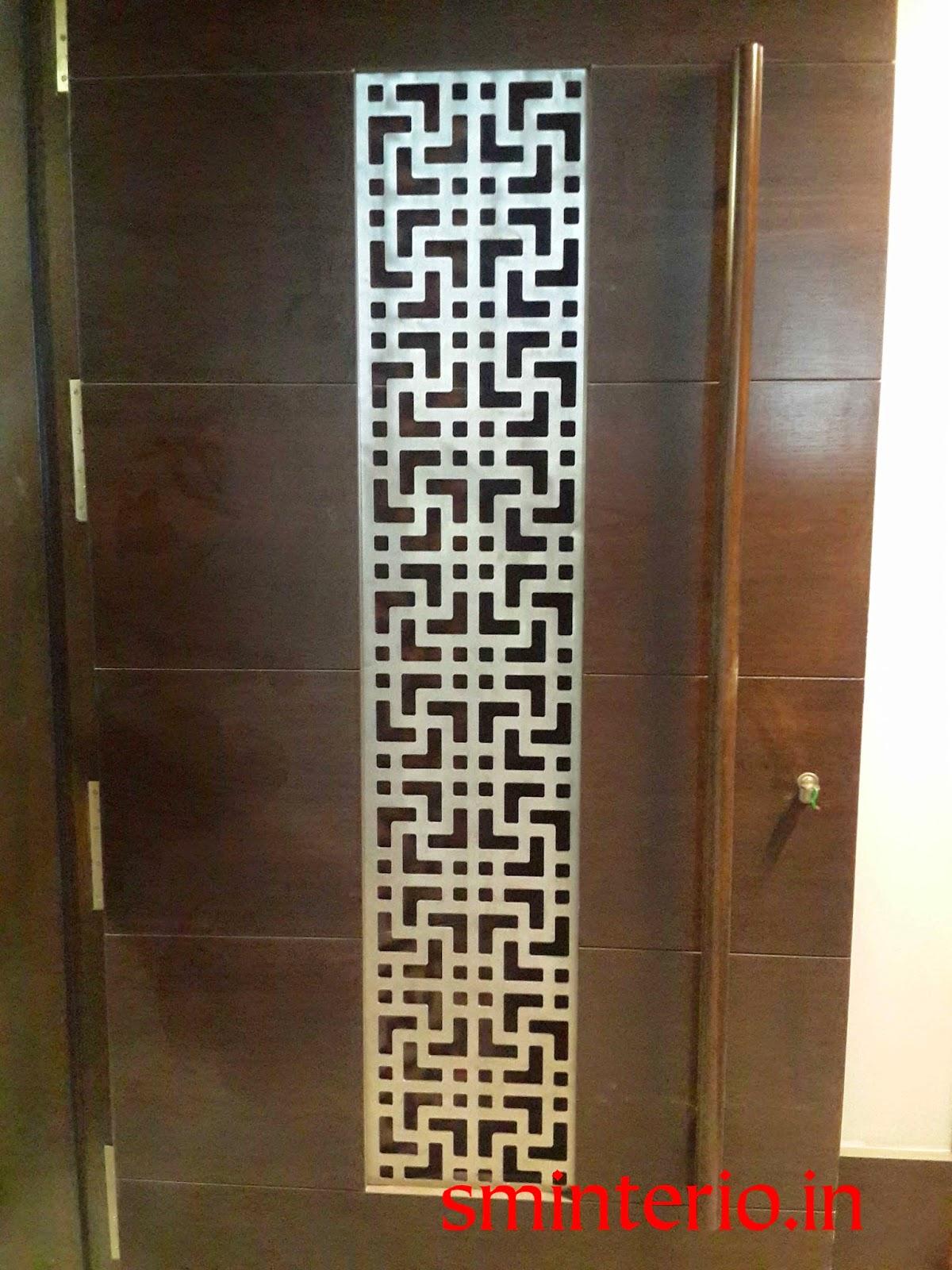 Main Door Design With Jali Joy Studio Design Gallery