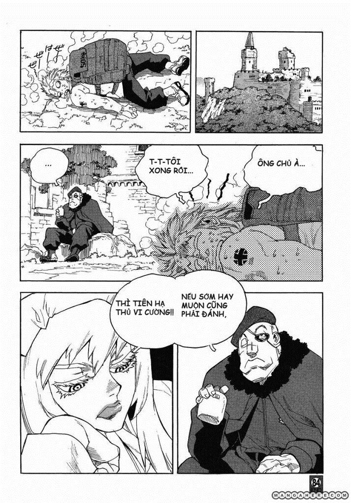Aiki chap 83 - Trang 31