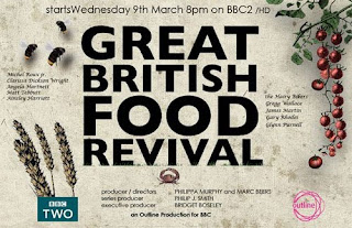 Great British Food Revival Season 2 Episode 7 – Beetroot and Currants