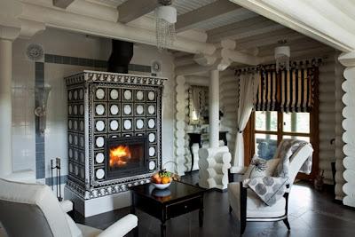 casa blanco y negro