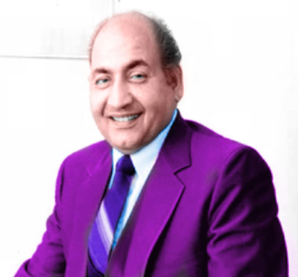 mohammed rafi voice of a nation