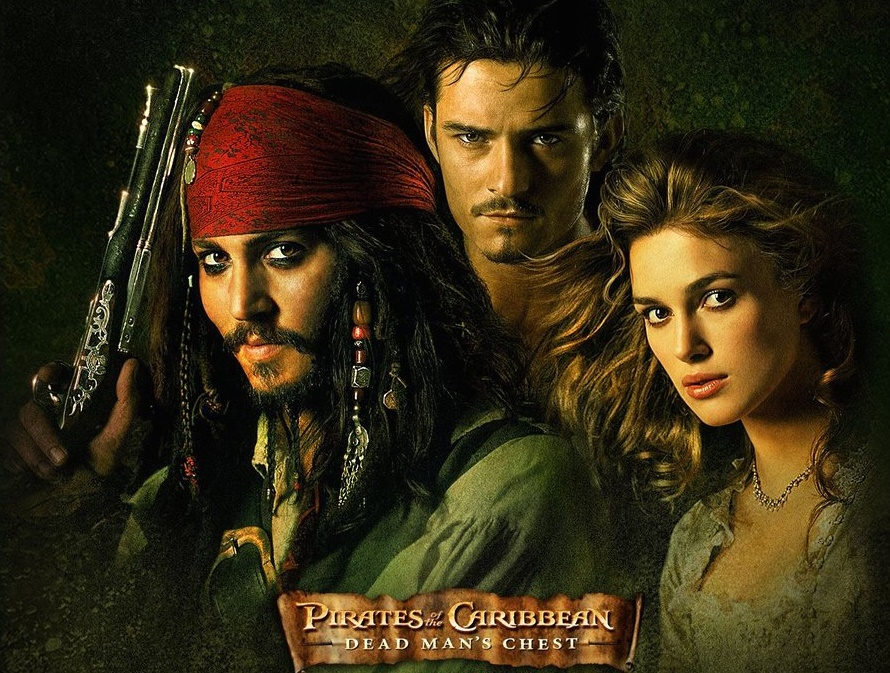 Pirates of the Caribbean 11