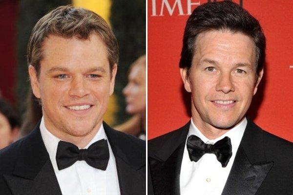 Nasbank Blog Mark Wahlberg Mistaken For Matt Damon By Fan