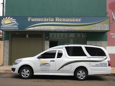 FUNERÁRIA RENASCER