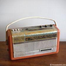transistor sony années 1950