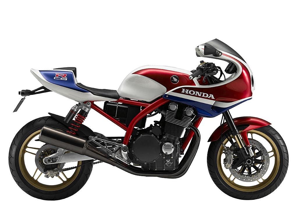 Royald Enfield - Oberdan Bezzi concept Honda+CB+1100R+2