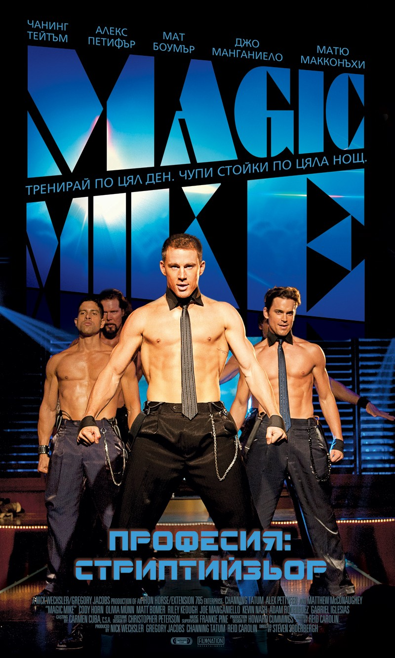 magic mike izle
