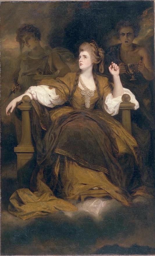Joshua Reynolds muse