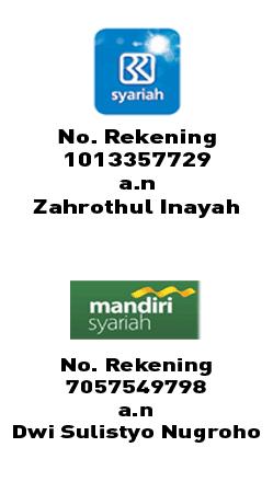 REKENING PEMBAYARAN