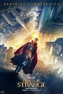 Poster Of Doctor Strange In Dual Audio Hindi English 300MB Compressed Small Size Pc Movie Free Download Only At exp3rto.com