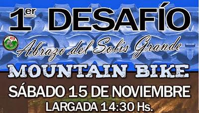 MTB - Desafío Abrazo del Solís grande (15/nov/2014)