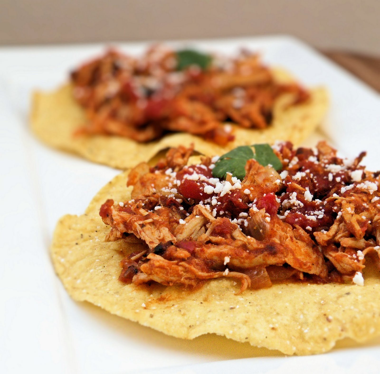 Chicken Tostadas Recipes — Dishmaps