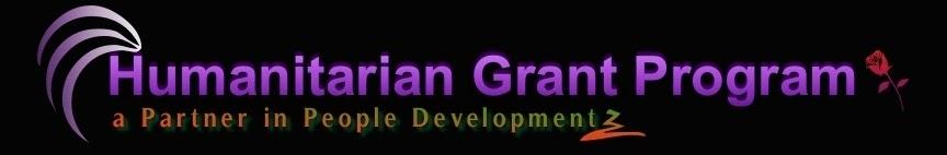 Humanitarian Grant Program