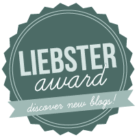 Liebster Blog - 3 Nominations