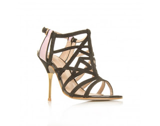 strappy sandal, heeled KG shoes