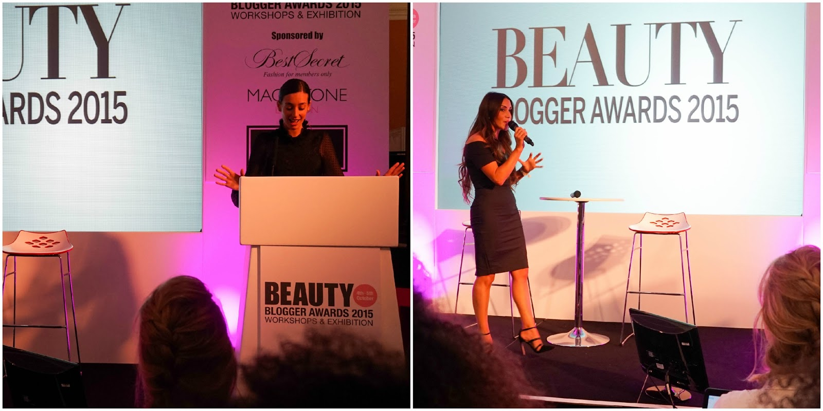 Beauty Blogger Awards & Olympia Beauty 2015