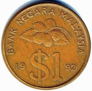 Ikatan Cincin dari Koin Ringgit