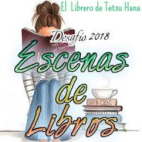 Desafío Escenas de libros 2018