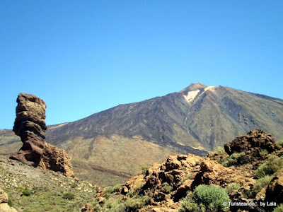 Roques Garcia, Teide, Tenerife