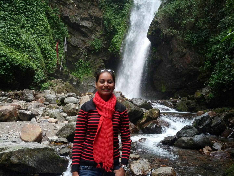 Kanchanjunga Waterfall
