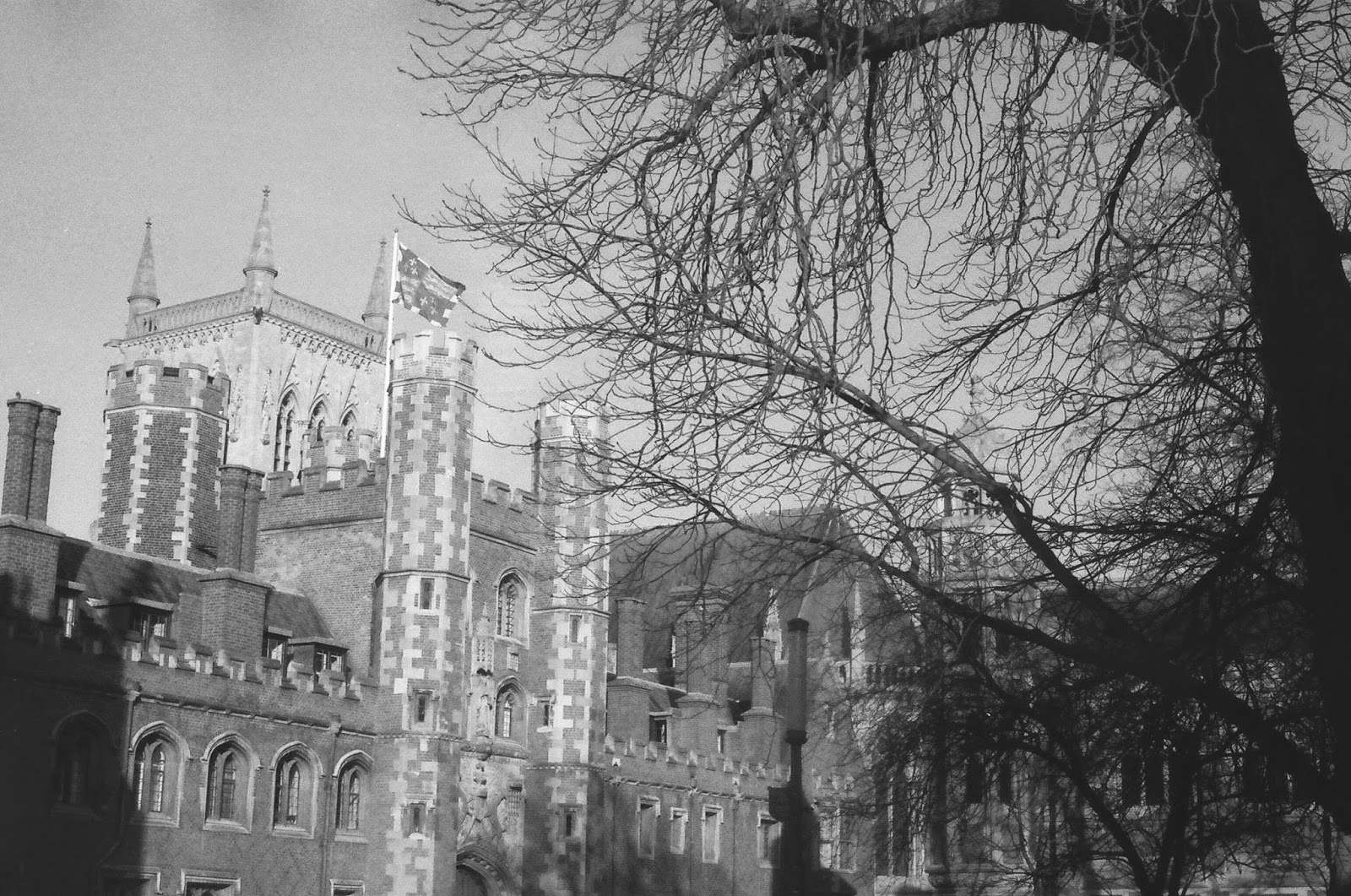 Cambridge black and white film