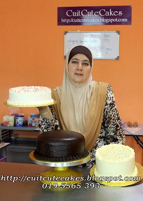 Kek Membuat Buttercream Dan Cara Cara Menghias Kek Menggunakan Nozzle