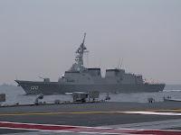 Akizuki Class Destroyer