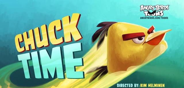 Angry chuck birds