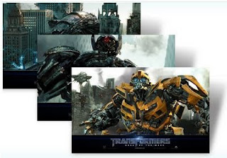 Download Transformers 3 Dan Paramount Pictures Film Tema Untuk Windows 7